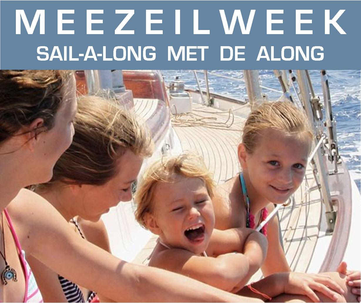 Mee zeilen met de Along | Sail-a-long with the Along | Sail in Greece Rhodes | sail-in-greece.net