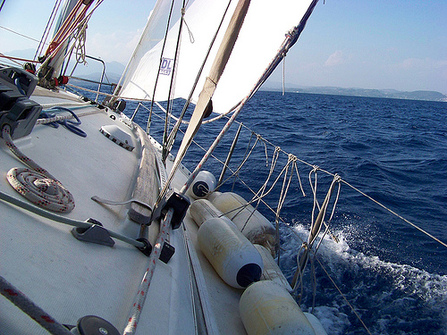 Sailing charter bareboat | bareboat zeiljacht verhuur | Sail in Greece Rhodes | sail-in-greece.net